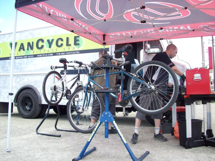 More bikes to repair