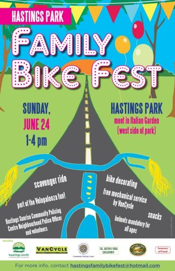 Family-Bike-fest-poster